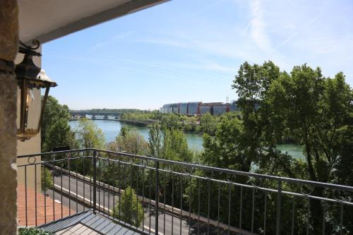 Lyon Cité Internationale - Accommodation - Caluire-et-Cuire