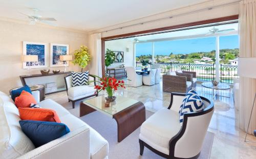 Three-Bedroom Harborside Villa