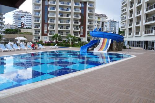Avsallar Orion Resort harita