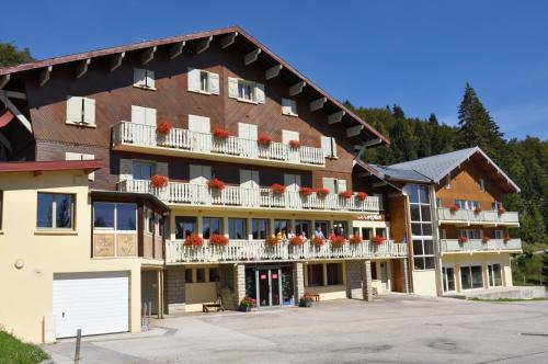 Accommodation in Les Rousses