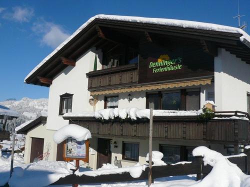 Denninger's Ferienhäusle - Apartment - Kleinwalsertal