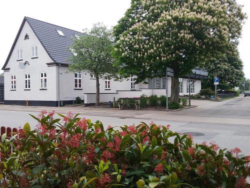 Hals , Pension in Hals bei Aalborg