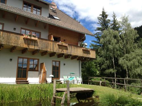 Фото отеля Landhaus Nockalm