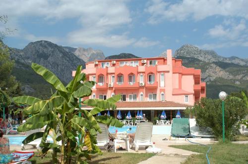 Beldibi Beldiana Hotel harita