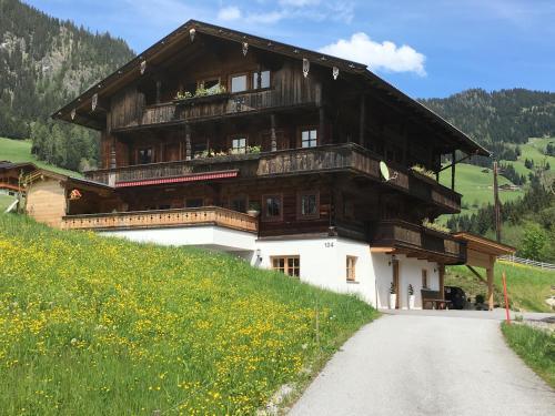 Appartement Hinter-Gründler Alpbach