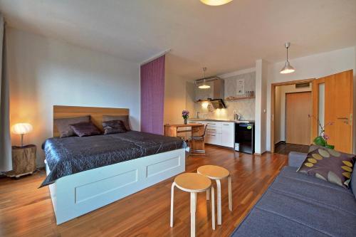 . Hluboká Apartment