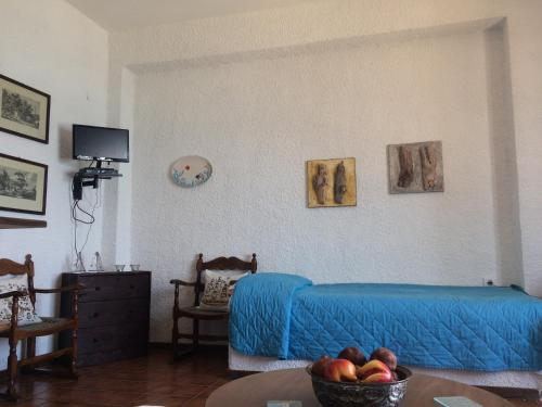 Apartment mit 1 Schlafzimmer und Meerblick (4 Erwachsene) (One-Bedroom Apartment with Sea View (4 Adults))