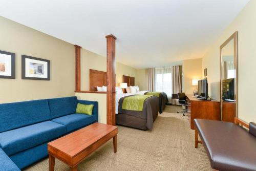 Comfort Inn & Suites Sioux Falls