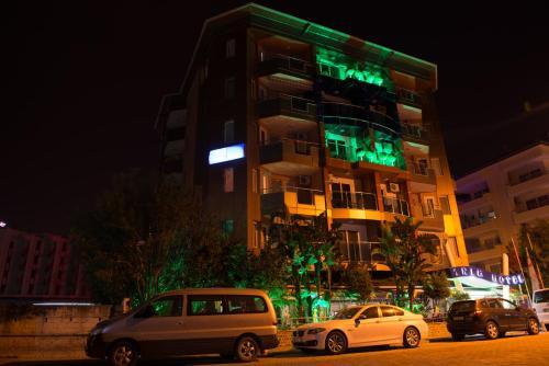 Alanya Anik Apart Hotel yol tarifi