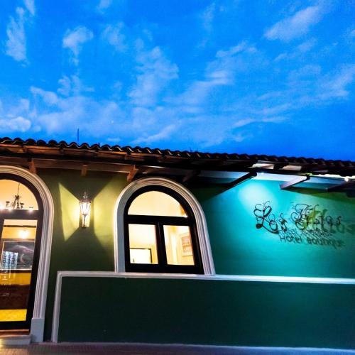. Hotel Los Altos Esteli