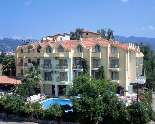 Marmaris Sinem Hotel Apart rezervasyon