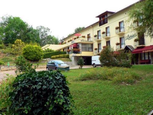 . Hôtel Le Castelet