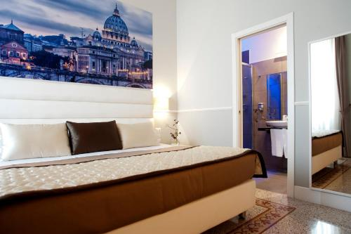 La Mongolfiera Rooms in Navona