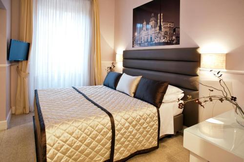 La Mongolfiera Rooms In Navona