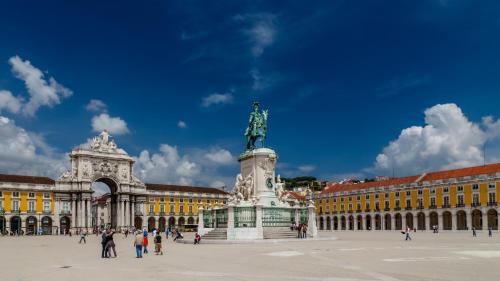 Pestana CR7, Rua do Comércio 54, 1100-150, Lisbon, Portugal.