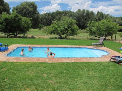 Ganora Guest Farm and Excursions