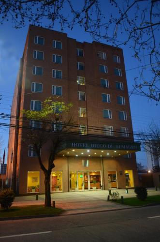 . Hotel Diego De Almagro Talca