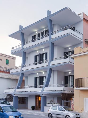 Accommodation in Anzio