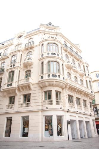 . Malaga Center Flat Luxury