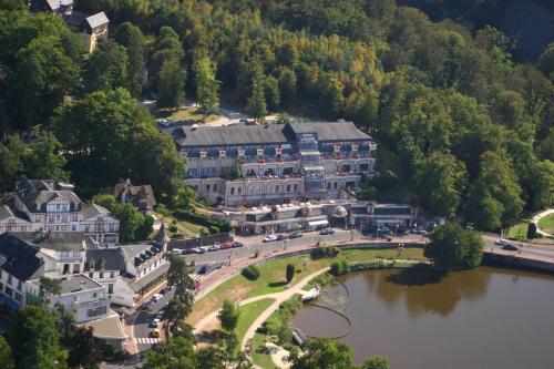 . Hôtel Spa Du Béryl