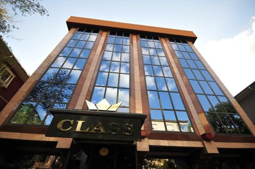 Ankara Class Hotel harita