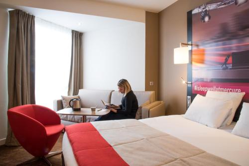 Mercure Paris Boulogne photo 11