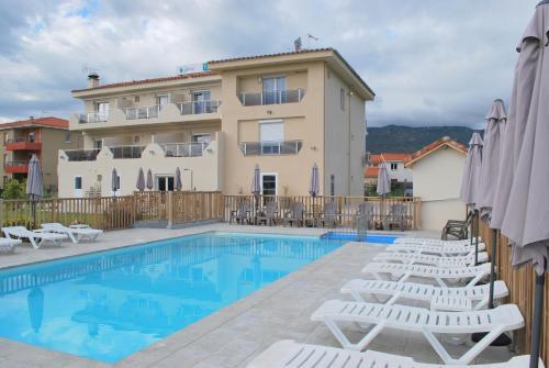 Hotel Bleu Azur - Hôtel - Argelès-sur-Mer