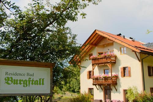 Residence Bad Burgstall - Apartment - Bressanone