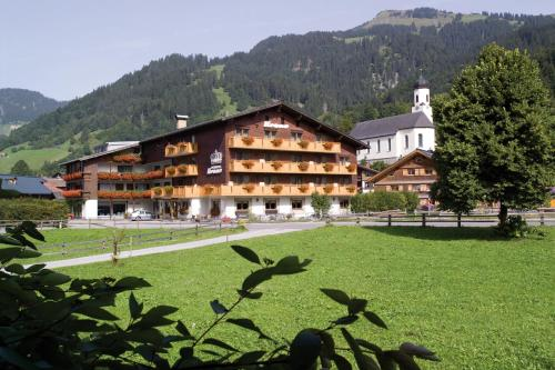 Sporthotel Krone Au/Schoppernau
