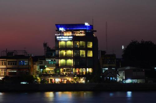 Baan Wanglang Riverside, Bangkok impression