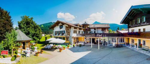 Scheffer's Hotel Altenmarkt
