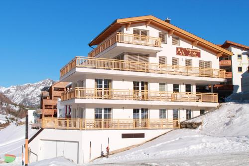 Appartements Andy Obergurgl