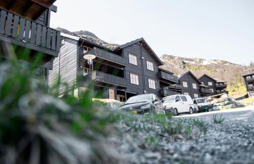Hotel-overnachting met je hond in Skarsnuten Apartments - Hemsedal