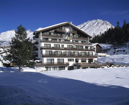 Hotel Alpin Superior Saas-Fee