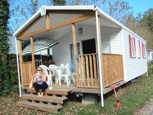 Two-Bedroom Mobile Home (4 People)