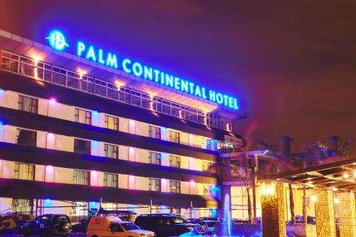 . Palm Continental Hotel