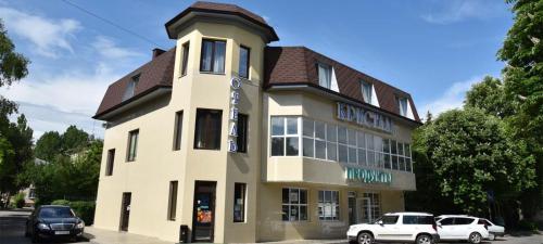 Hotel Kristall, Kislovodsk