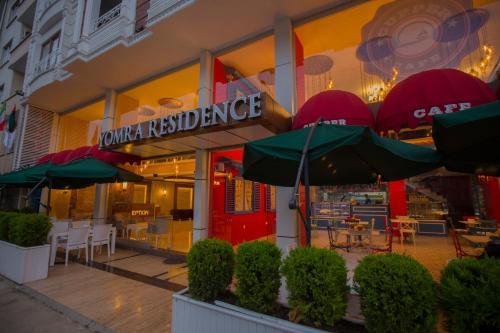 Trabzon Yomra Residence Hotel harita
