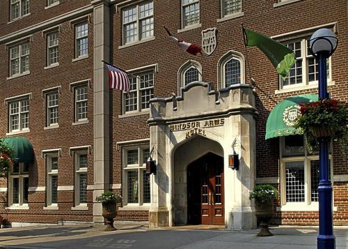 Windsor Arms Hotel Hlavní fotka