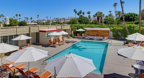 225 West Baristo Road, Palm Springs, CA 92262, United States.