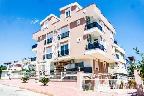 Antalya Ale Apartments Hotel indirim
