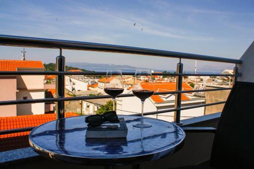 Apartment Ivana, Pension in Makarska