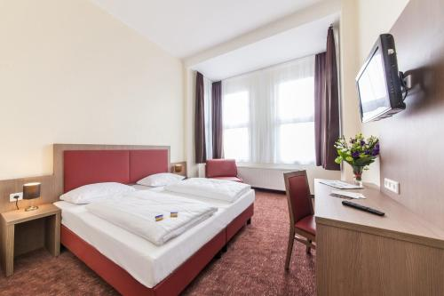 Novum Hotel Maxim Düsseldorf City impression