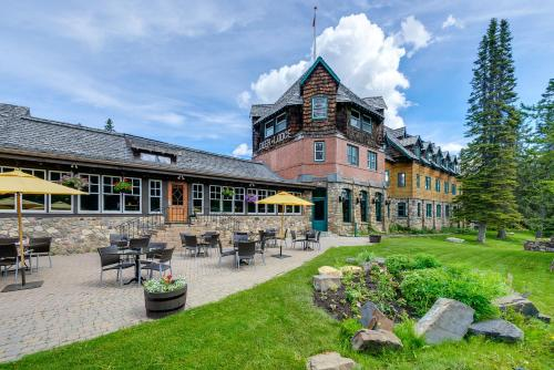 Deer Lodge - Hotel - Lake Louise
