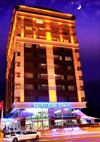 Istanbul Dream Hill Business Deluxe Hotel Asia yol tarifi