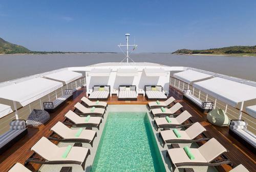 . The Strand Cruise - Mandalay/Bagan - 2 or 3 night each Friday & 4 night each Monday