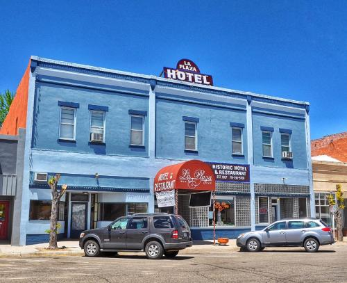La Plaza Inn - Walsenburg, CO 81089