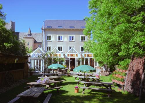 . Hotel L'Aubrac