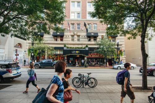 61 Exeter Street at Boylston, Boston, Massachusetts 02116, United States.