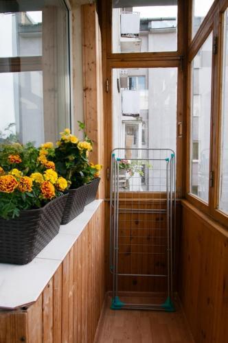 Apartments near Yuzhnyi Vokzal